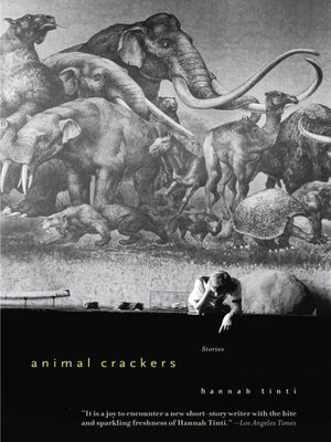 cover image of Animal Crackers