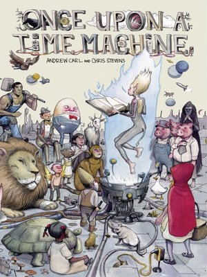cover image of Once Upon a Time Machine (2012), Volume 1