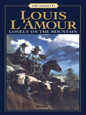 cover image of Lonely on the Mountain