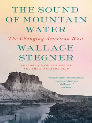 cover image of The Sound of Mountain Water