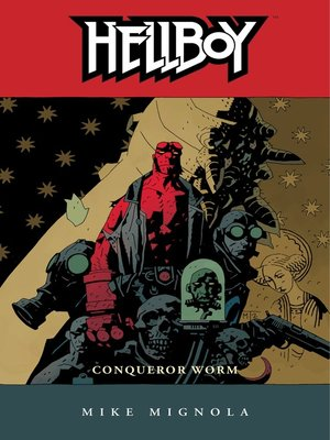cover image of Hellboy, Volume 5