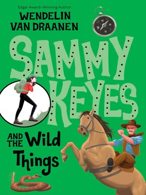 cover image of Sammy Keyes and the Wild Things