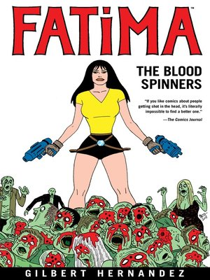 cover image of Fatima: The Blood Spinners