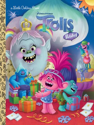 cover image of Trolls Holiday