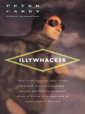 cover image of Illywhacker