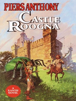 cover image of Castle Roogna