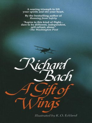 cover image of A Gift of Wings