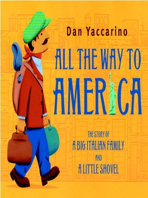 cover image of All the Way to America