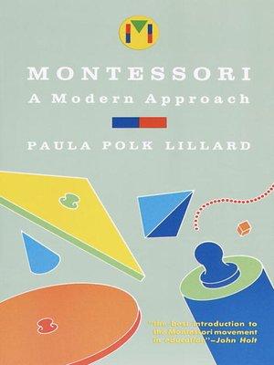 cover image of Montessori