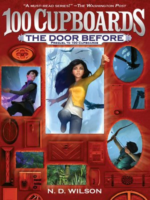 cover image of The Door Before