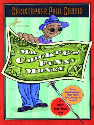 cover image of Mr. Chickee's Funny Money