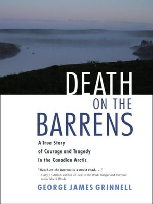 cover image of Death on the Barrens