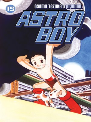 cover image of Astro Boy Volume 15