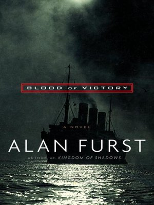 cover image of Blood of Victory