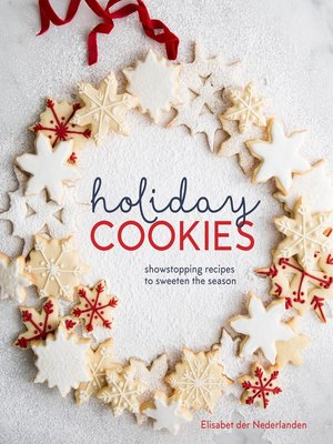 cover image of Holiday Cookies