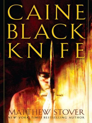cover image of Caine Black Knife