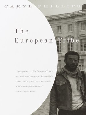 cover image of The European Tribe