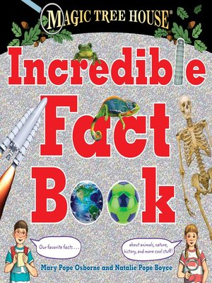 cover image of Magic Tree House Incredible Fact Book
