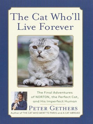 cover image of The Cat Who'll Live Forever