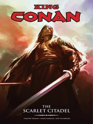 cover image of King Conan: The Scarlet Citadel