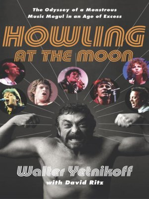 cover image of Howling at the Moon