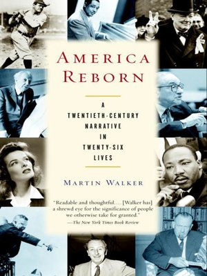 cover image of America Reborn