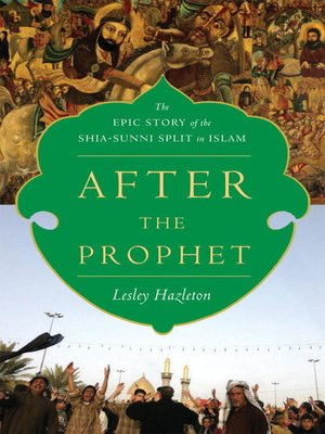cover image of After the Prophet