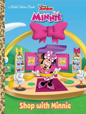 cover image of Shop with Minnie (Disney Junior