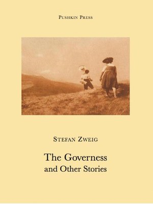 cover image of The Governess and Other Stories