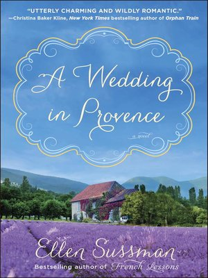 cover image of A Wedding in Provence