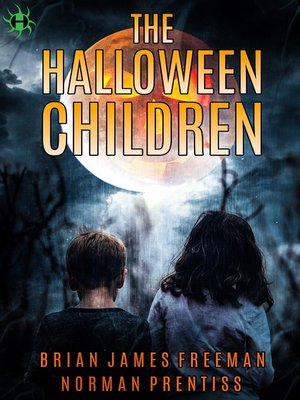 cover image of The Halloween Children