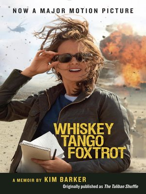 cover image of Whiskey Tango Foxtrot (The Taliban Shuffle MTI)