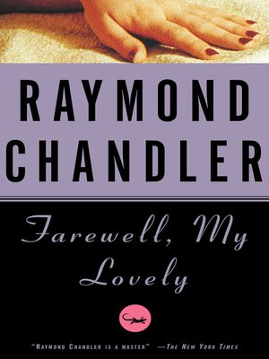 cover image of Farewell, My Lovely