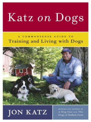 cover image of Katz on Dogs