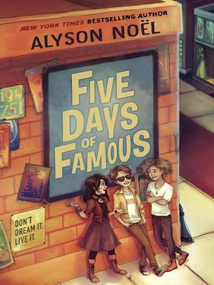 cover image of Five Days of Famous