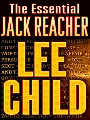 cover image of The Essential Jack Reacher 10-Book Bundle
