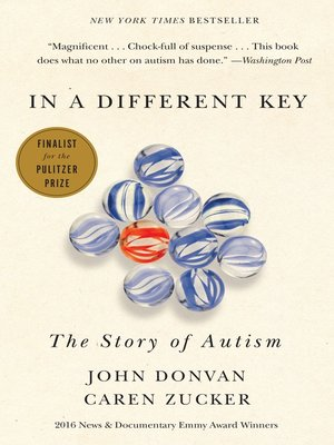 cover image of In a Different Key
