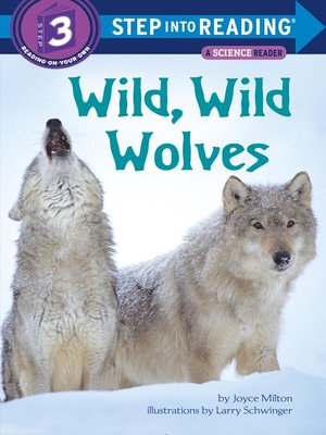 cover image of Wild, Wild Wolves