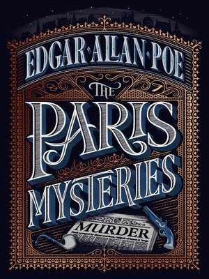 cover image of The Paris Mysteries, Deluxe Edition