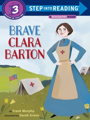 cover image of Brave Clara Barton