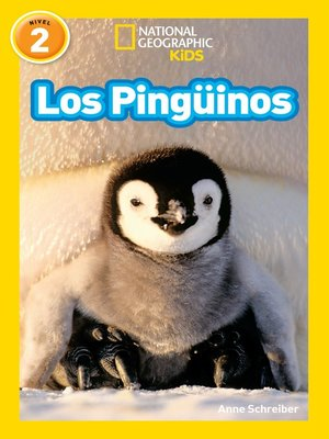cover image of National Geographic Readers: Los Pinguinos (Penguins)