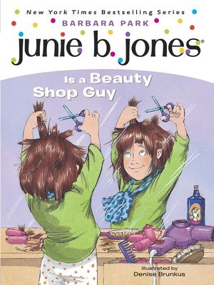 cover image of Junie B. Jones Is a Beauty Shop Guy