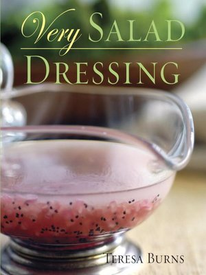 cover image of Very Salad Dressing