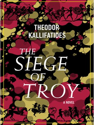 cover image of The Siege of Troy