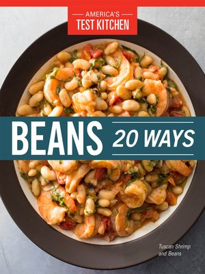 cover image of Beans 20 Ways