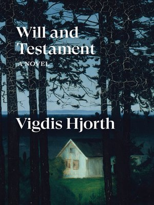 cover image of Will and Testament