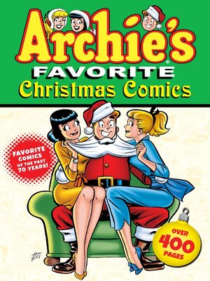 cover image of Archie's Favorite Christmas Comics