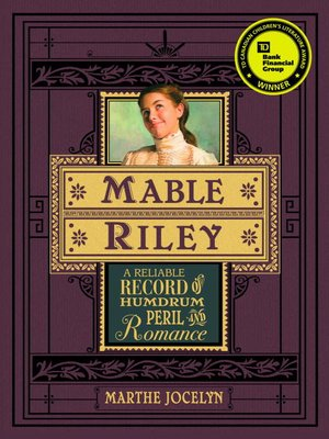 cover image of Mable Riley