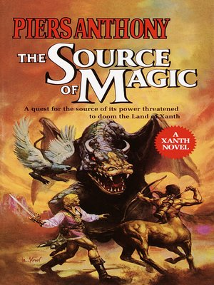 cover image of The Source of Magic