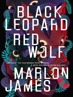 cover image of Black Leopard, Red Wolf